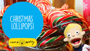 How To Make Easy And Fun Christmas Lollipop Decorations - With Camp Quality