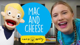 How To Make The Best Mac And Cheese In The World - With Dean The Camp Quality Puppet