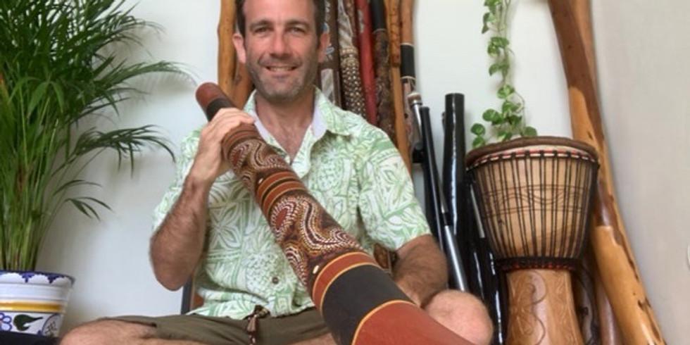 Didgeridoo Sound Healing Online 02/07/2020
