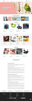 Cheekypetsstore australia ecommerce dog accessories shop.png