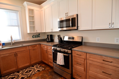 Apartment #1 Kitchen