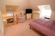 Apartment #2 Attic Bedroom