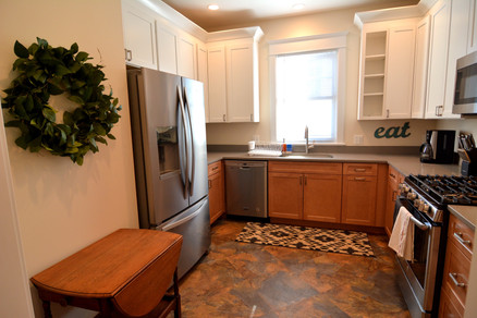 Apartment #1 Kitchen