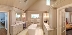 Master Bath Section 1