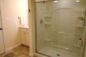 Bath 1 - Shower and Vanity