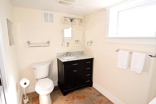 Apartment #1 Basement Bath