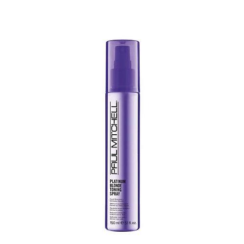 Platinium Blonde - Toning spray