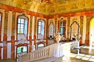 Palatial Staircase