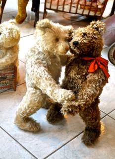 Even Teddybears Waltz in Vienna!