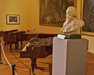 Brahms's Piano