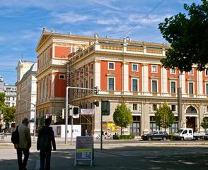 Musikverein.  Home of the Vienna Ph
