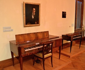 Schubert's piano