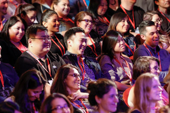 See the photos from TEDxSanFrancisco 2017