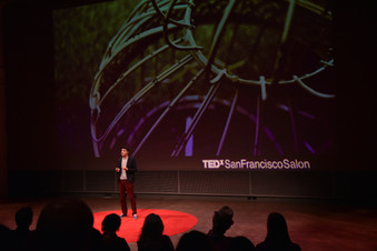 First talks from first TEDxSanFrancisco Salon are online!