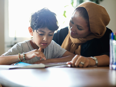Beautiful stories about Muslim kids: Counternarratives