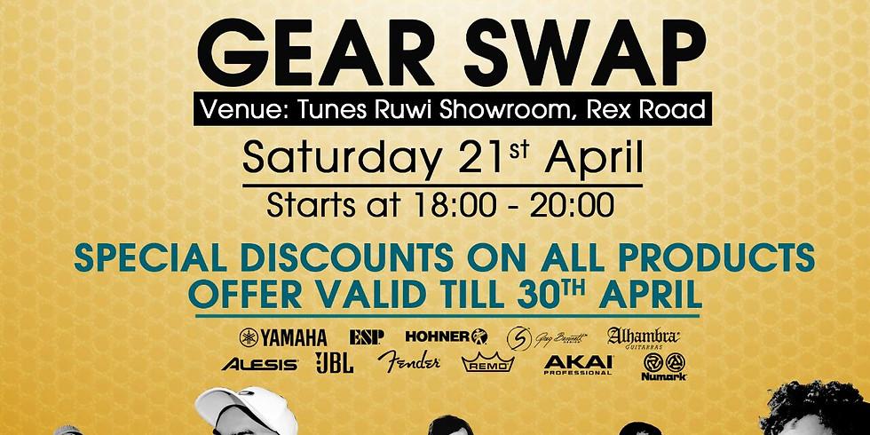 Tunes Ruwi Showroom
