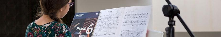 Playtunes Music School Trinity Exams