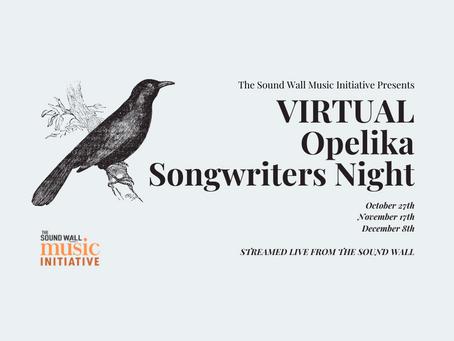 Opelika Songwriters Night