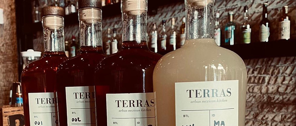 Terras at Home Bottle