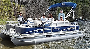 Pontoon boat lounging.  Fast Action fishing adventres.  Fly fishing in kamloops bc.  sun peaks bc