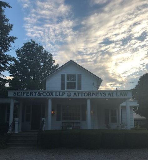 office of Seifert & Cox, L.L.P.