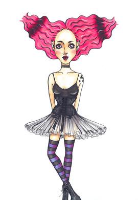 Costume Design for Jinx