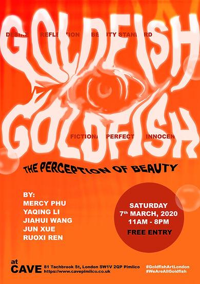 POSTER Goldfish