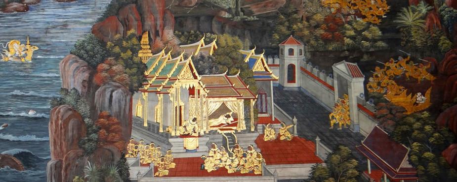 Thai Painting in Rattanakosin Period