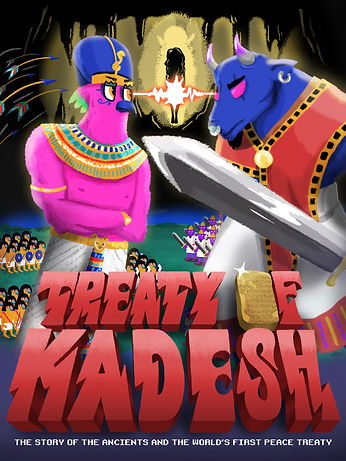 Treaty of Kadesh Poster