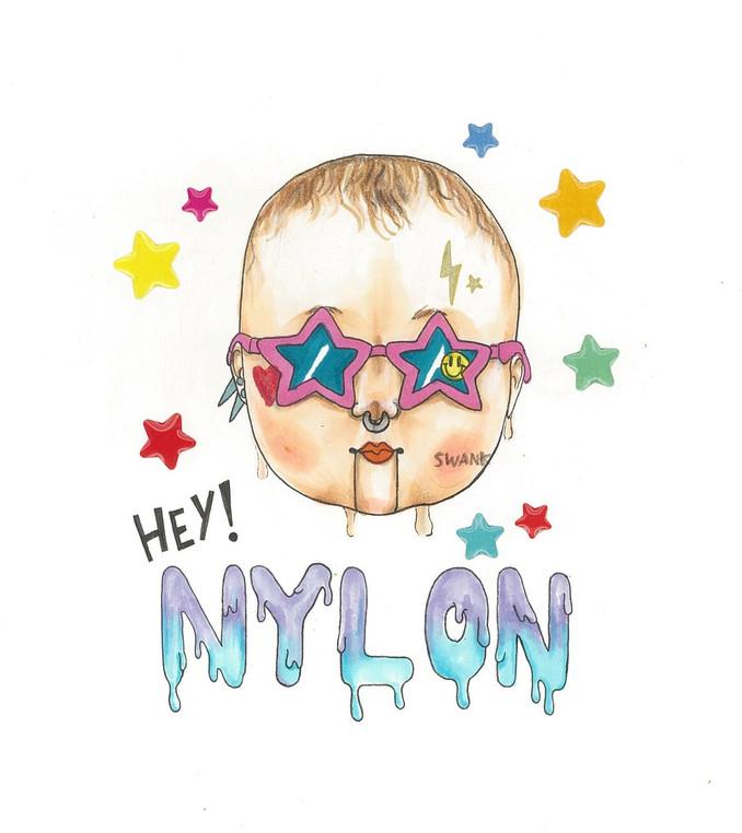 Hey Nylon