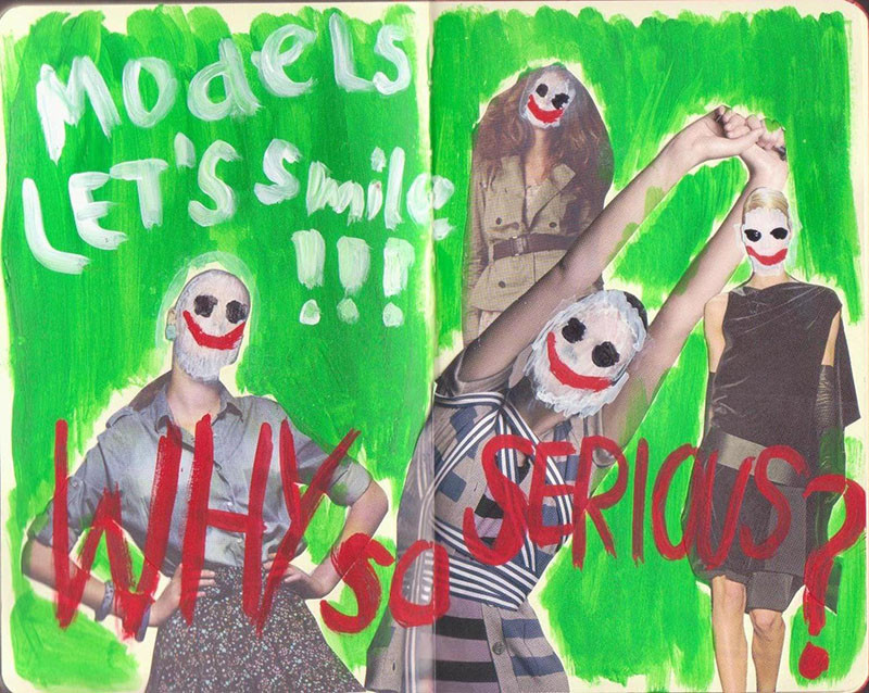 Models~ Why so serious?