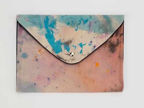 Drop Cloth Clutch/iPad case