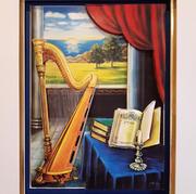 David's Harp – 'Judaica' Series