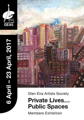 Private Lives, Public Spaces 2017
