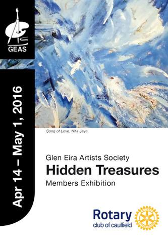 Hidden Treasures 2016