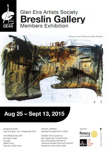 Breslin Gallery 2015