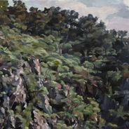Werribee Gorge No6