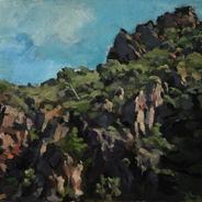 Werribee Gorge No8