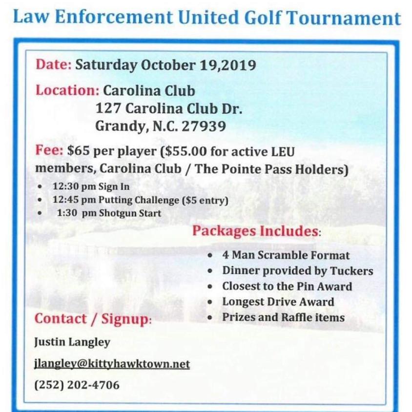 Law Enforcement United Golf Tournament