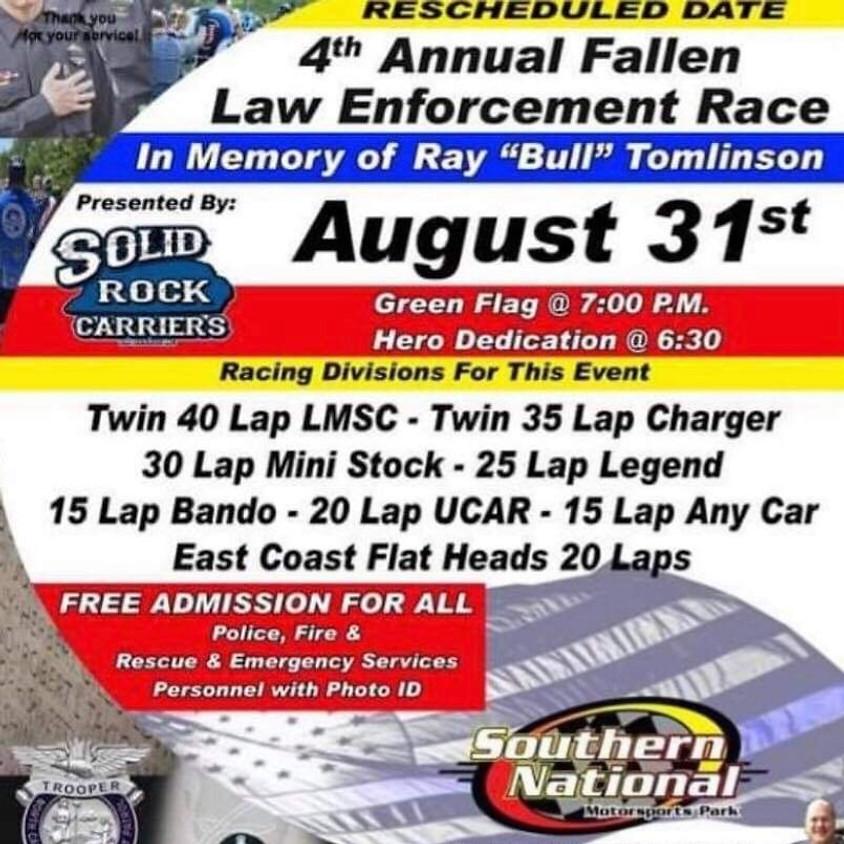 4th Annual Fallen Law Enforcement Race