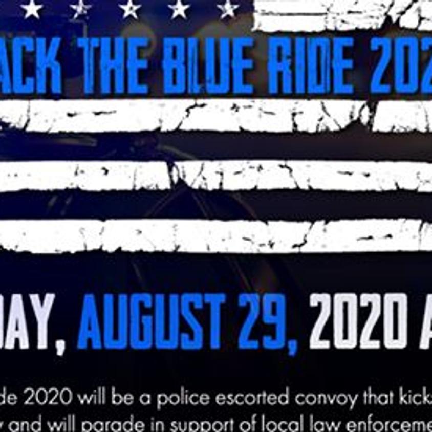 Back The Blue Ride 2020 (Caldwell - Lenoir)