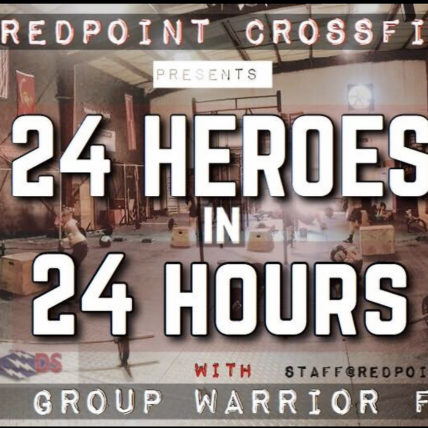 3rd Annual 24 Heroes in 24 Hours