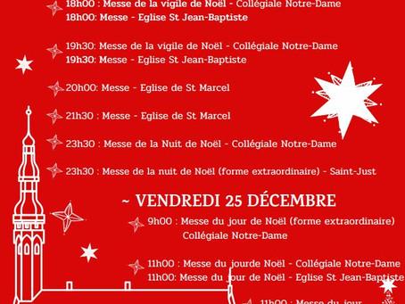 Horaires Noël  (1)