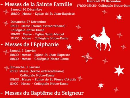 Horaires Noël (2)