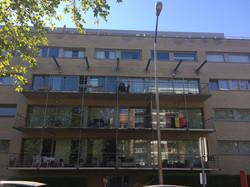 façade avant