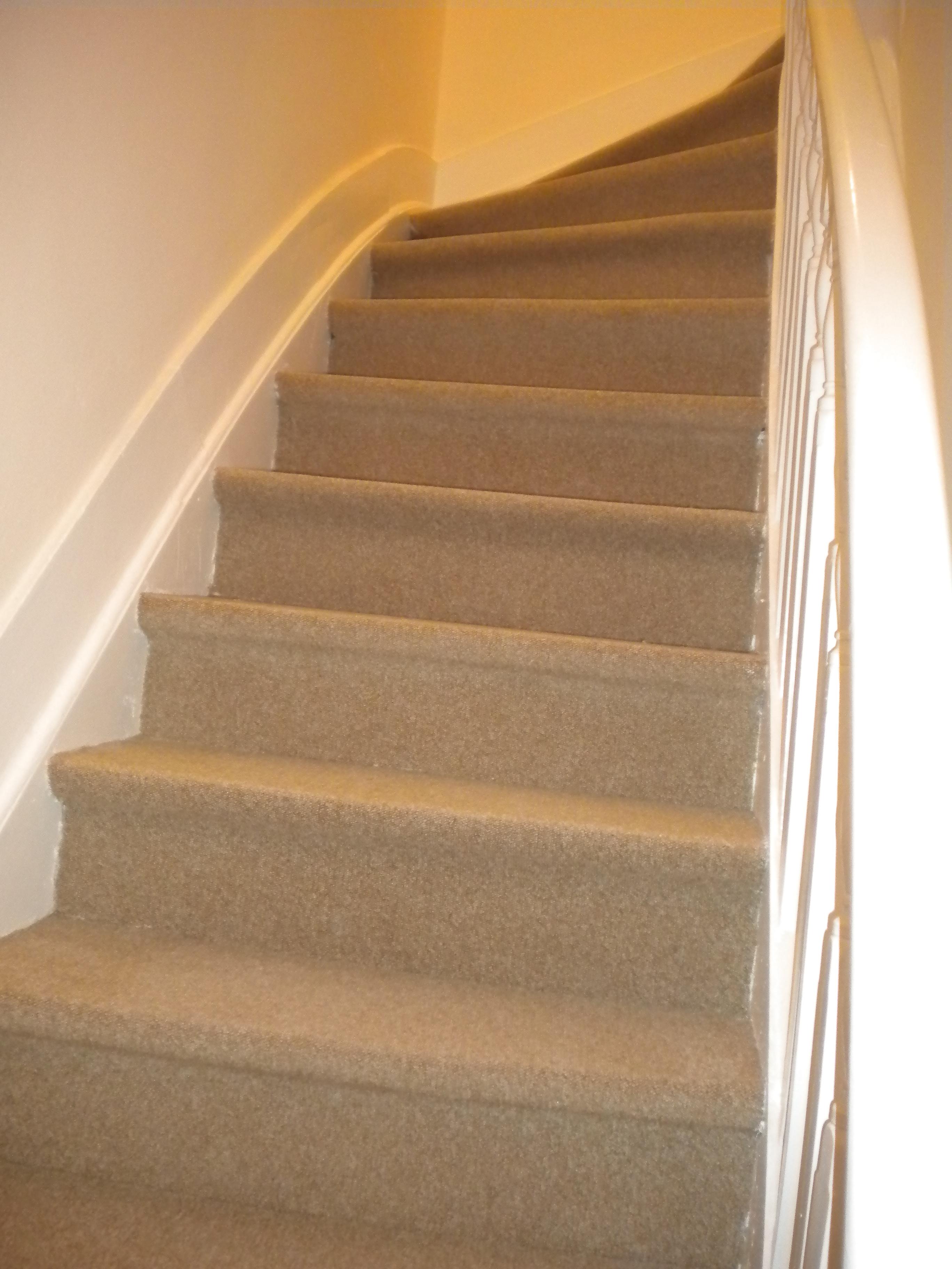 escalier entrée