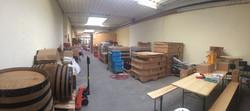 entrepôt de 250m²