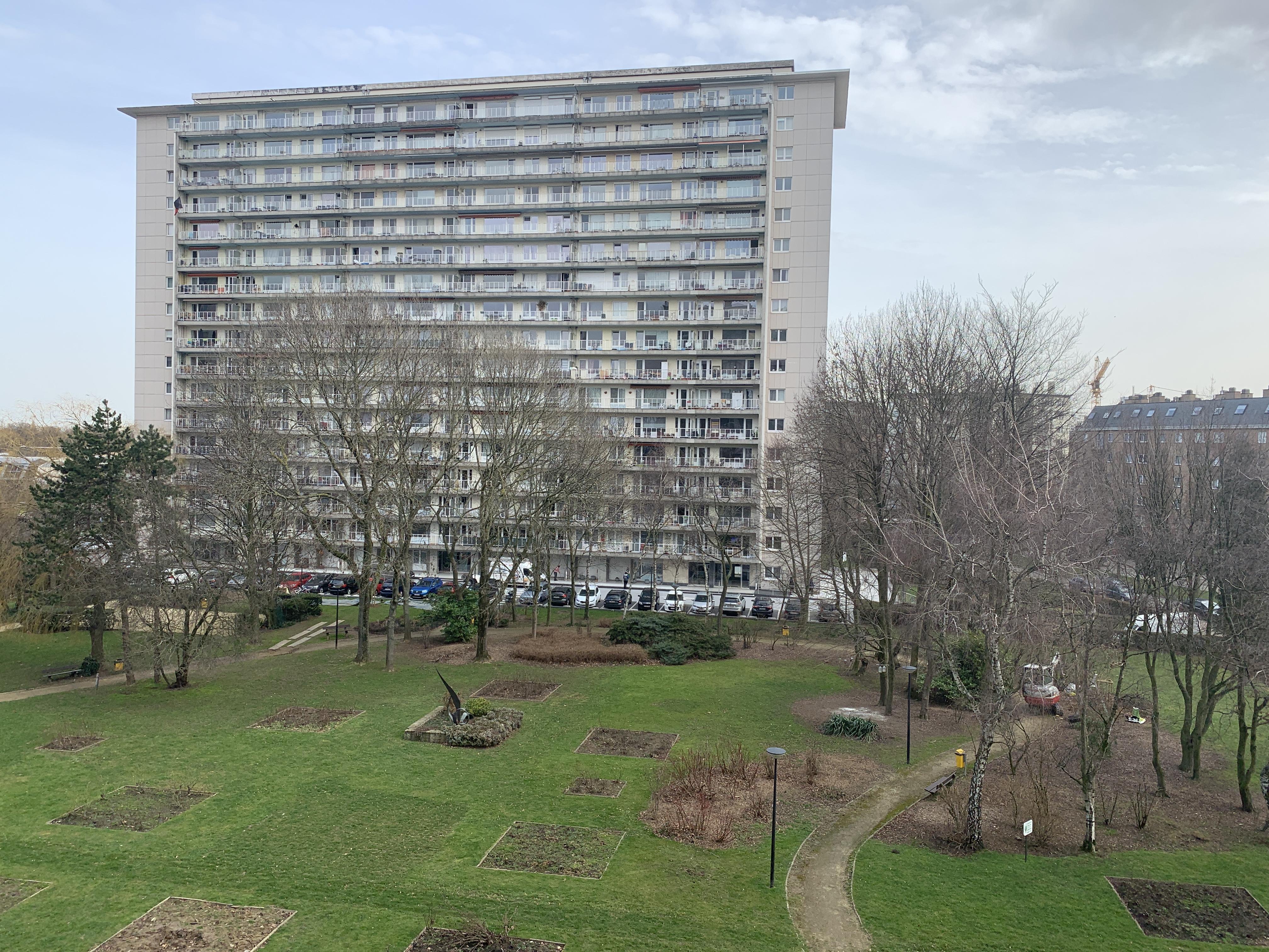 vue sur parc