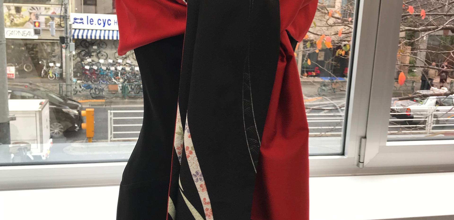 和ドレス 着物ドレス 和装ドレス 着物 ウェディングドレス 東京