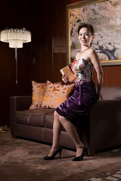 パーティー 社交界 成人式 二次会 和ドレス 着物ドレス